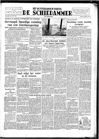 Rotterdamsch Parool / De Schiedammer 1948-01-05