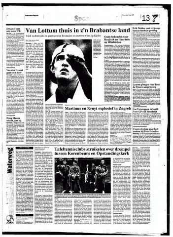Rotterdamsch Nieuwsblad / Schiedamsche Courant / Rotterdams Dagblad / Waterweg / Algemeen Dagblad 1998-06-17