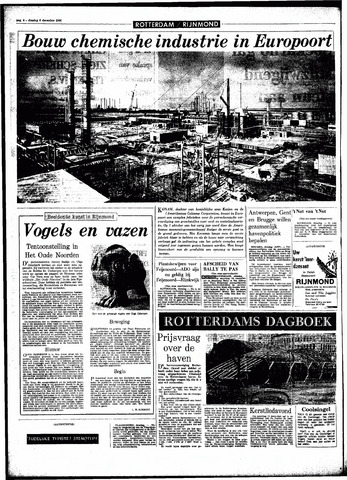 Rotterdamsch Parool / De Schiedammer 1966-12-06