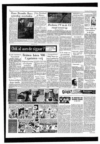 Rotterdamsch Parool / De Schiedammer 1959-02-23