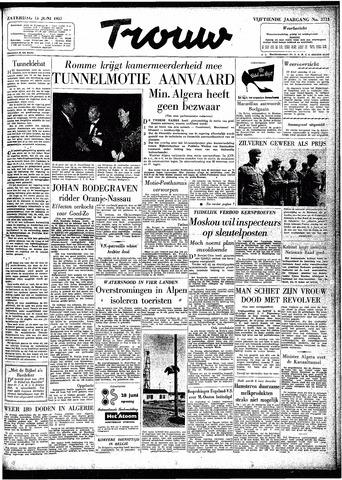 Trouw / De Rotterdammer 1957-06-15