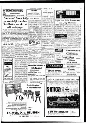 Rotterdamsch Nieuwsblad / Schiedamsche Courant / Rotterdams Dagblad / Waterweg / Algemeen Dagblad 1965-05-21