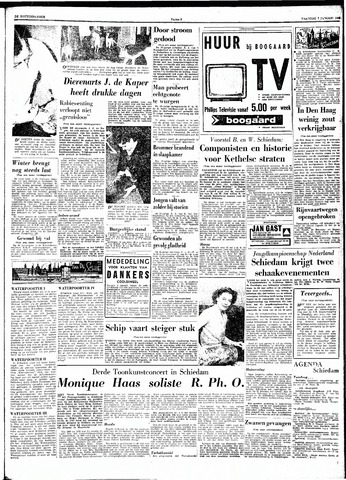 Trouw / De Rotterdammer 1963-01-07