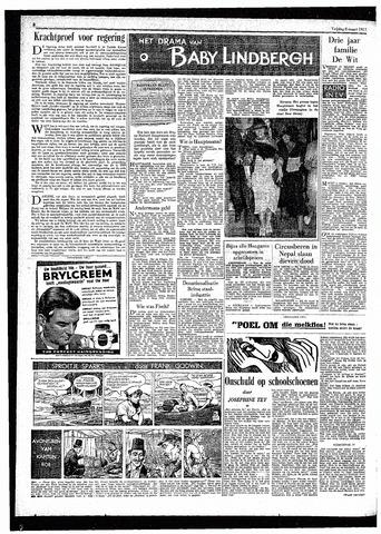 Rotterdamsch Parool / De Schiedammer 1957-03-08