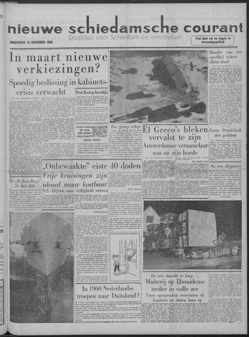 Nieuwe Schiedamsche Courant 1958-12-18