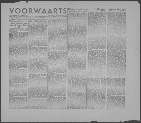 Voorwaarts 1945-02-26