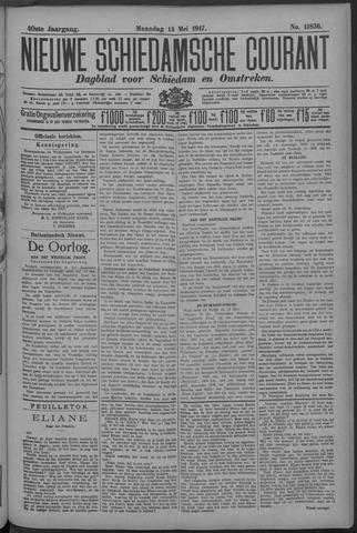 Nieuwe Schiedamsche Courant 1917-05-14
