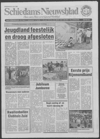 Schiedams Nieuwsblad 1985-07-31