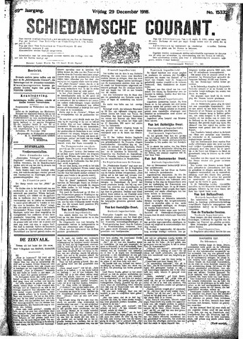 Schiedamsche Courant 1916-12-29