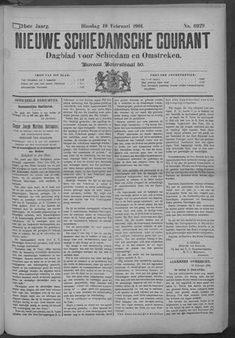 Nieuwe Schiedamsche Courant 1901-02-19