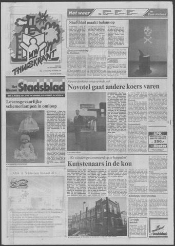 Het Nieuwe Stadsblad 1988-12-30