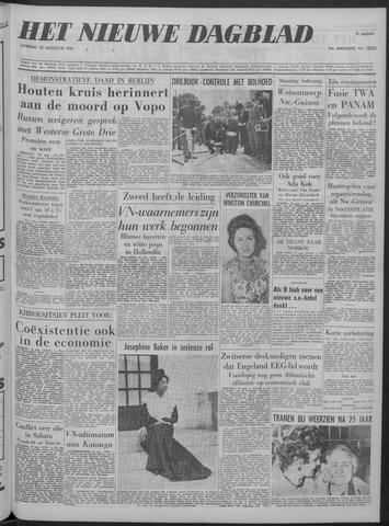 Nieuwe Schiedamsche Courant 1962-08-25