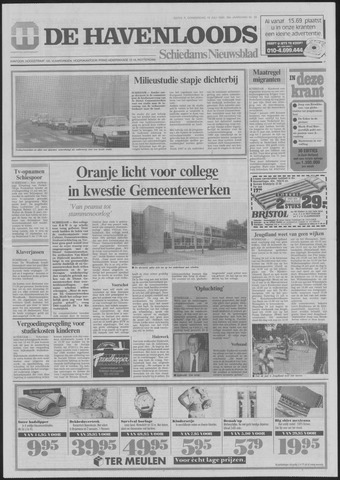 De Havenloods 1990-07-19