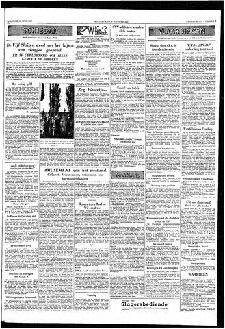 Rotterdamsch Nieuwsblad / Schiedamsche Courant / Rotterdams Dagblad / Waterweg / Algemeen Dagblad 1953-06-15