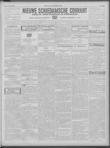 Nieuwe Schiedamsche Courant 1933-11-21
