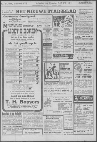 Het Nieuwe Stadsblad 1951-11-23