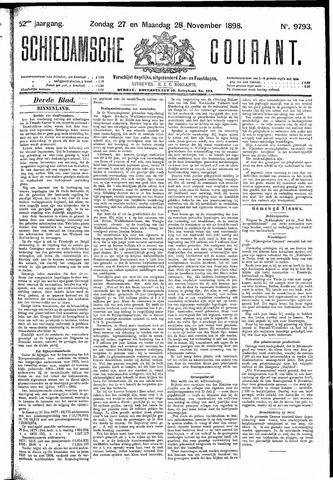 Schiedamsche Courant 1898-11-28