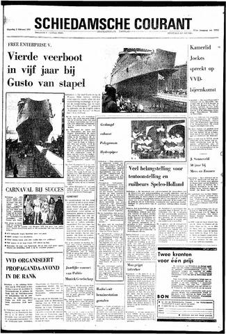 Rotterdamsch Nieuwsblad / Schiedamsche Courant / Rotterdams Dagblad / Waterweg / Algemeen Dagblad 1970-02-02