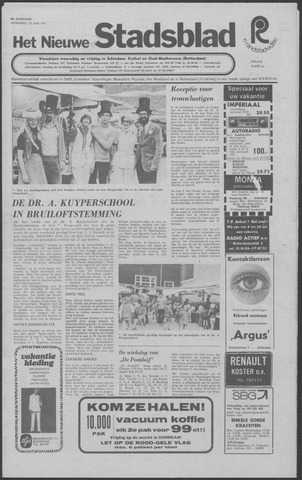 Het Nieuwe Stadsblad 1971-06-23