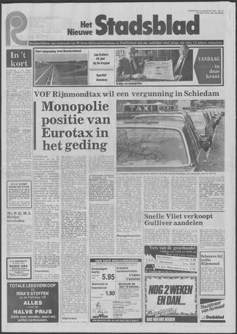 Het Nieuwe Stadsblad 1984-08-22