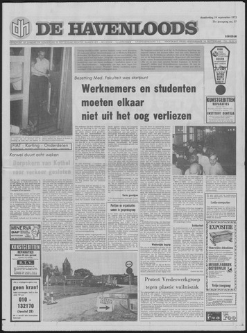 De Havenloods 1972-09-14