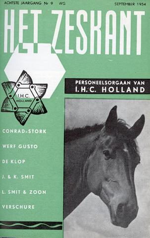 Het Zeskant 1954-09-01