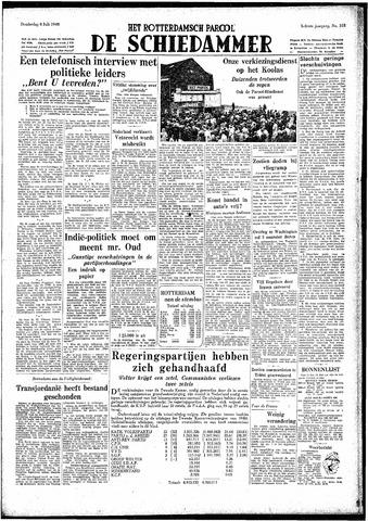 Rotterdamsch Parool / De Schiedammer 1948-07-08