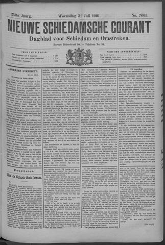 Nieuwe Schiedamsche Courant 1901-07-31