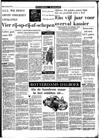 Rotterdamsch Parool / De Schiedammer 1966-07-05