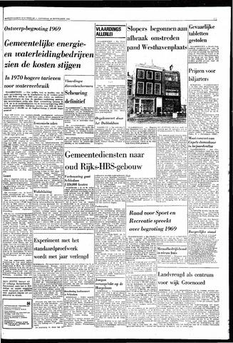 Rotterdamsch Nieuwsblad / Schiedamsche Courant / Rotterdams Dagblad / Waterweg / Algemeen Dagblad 1968-09-14