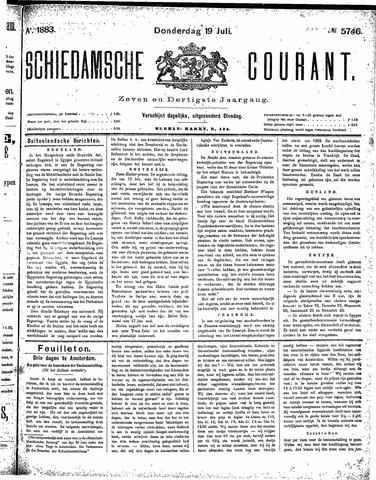 Schiedamsche Courant 1883-07-19