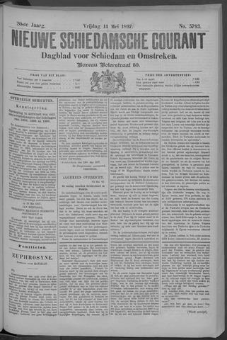 Nieuwe Schiedamsche Courant 1897-05-14