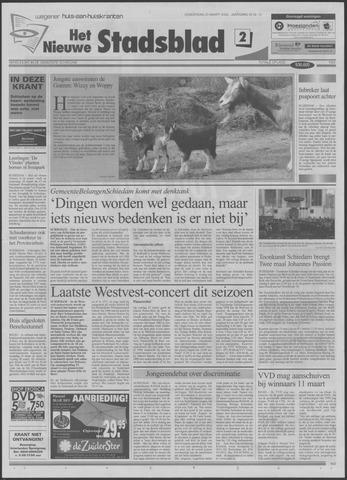 Het Nieuwe Stadsblad 2003-03-20