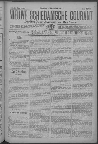 Nieuwe Schiedamsche Courant 1917-12-04
