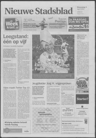 Het Nieuwe Stadsblad 2012-04-04