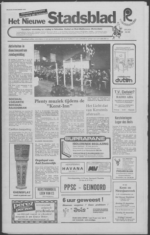 Het Nieuwe Stadsblad 1975-12-19
