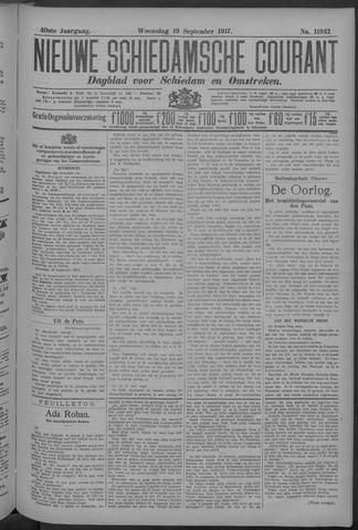 Nieuwe Schiedamsche Courant 1917-09-19