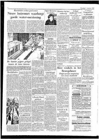 Rotterdamsch Parool / De Schiedammer 1955-08-03