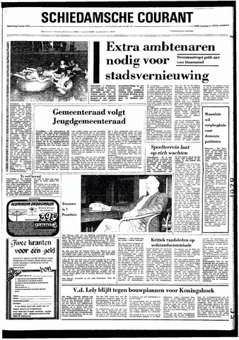 Rotterdamsch Nieuwsblad / Schiedamsche Courant / Rotterdams Dagblad / Waterweg / Algemeen Dagblad 1979-03-08