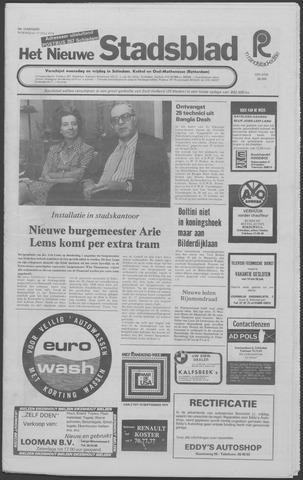 Het Nieuwe Stadsblad 1974-07-17