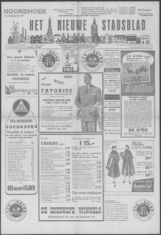 Het Nieuwe Stadsblad 1951-10-05