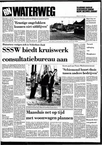 Rotterdams Dagblad Algemeen Dagblad 20 April 1984 Pagina 1