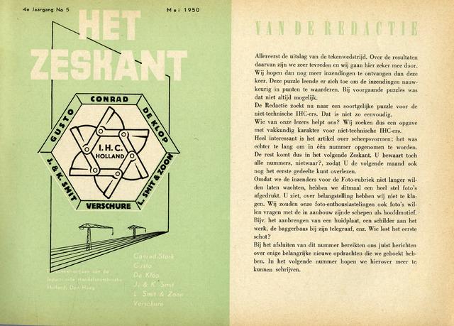 Het Zeskant 1950-05-01