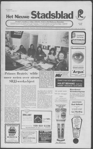Het Nieuwe Stadsblad 1973-03-09