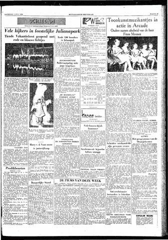 Rotterdamsch Nieuwsblad / Schiedamsche Courant / Rotterdams Dagblad / Waterweg / Algemeen Dagblad 1959-07-04