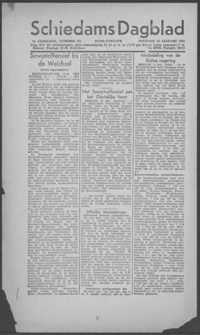 Schiedamsch Dagblad 1945-01-16
