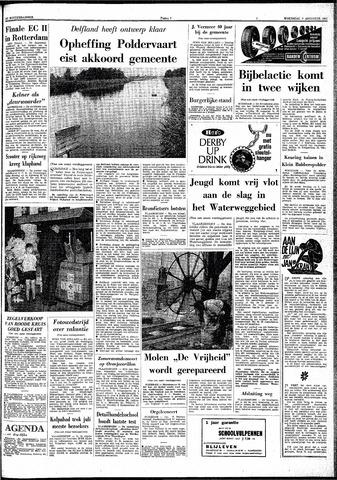Trouw / De Rotterdammer 1967-08-09