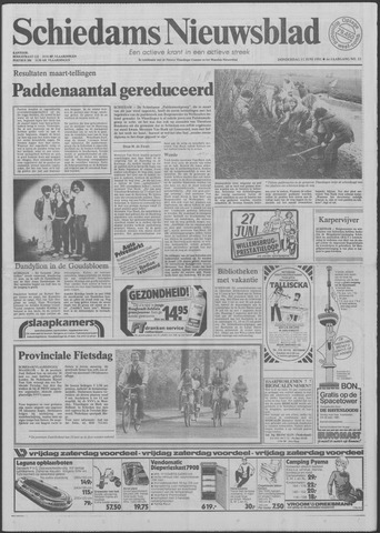 Schiedams Nieuwsblad 1981-06-11