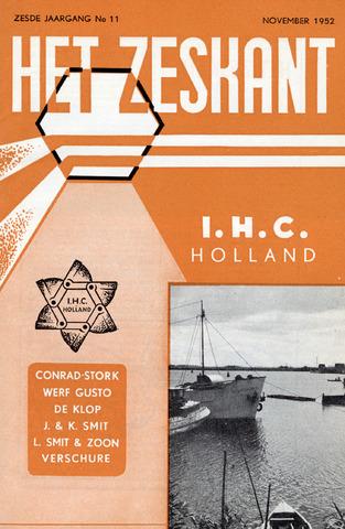 Het Zeskant 1952-11-01