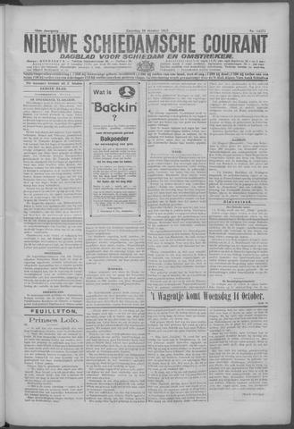 Nieuwe Schiedamsche Courant 1925-10-10